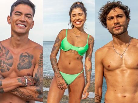 De Férias com o Ex Celebs 2 exibe chegadas de Bruninho, Lincoln Lau e Gabi Rippi