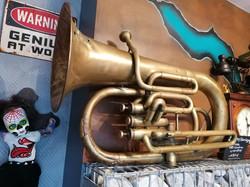 lampe trompette 1