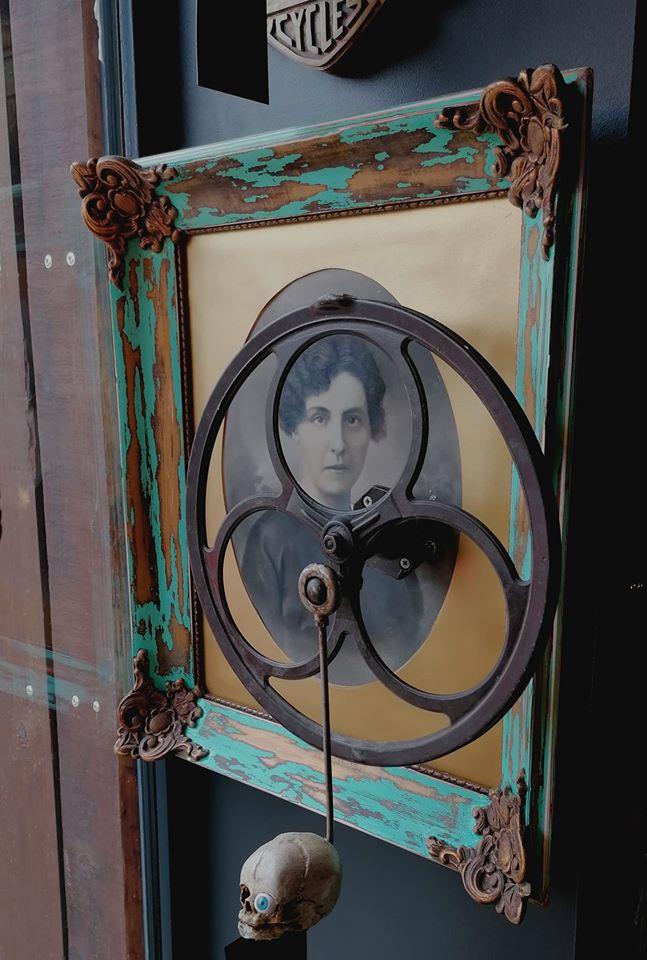 portrait roue