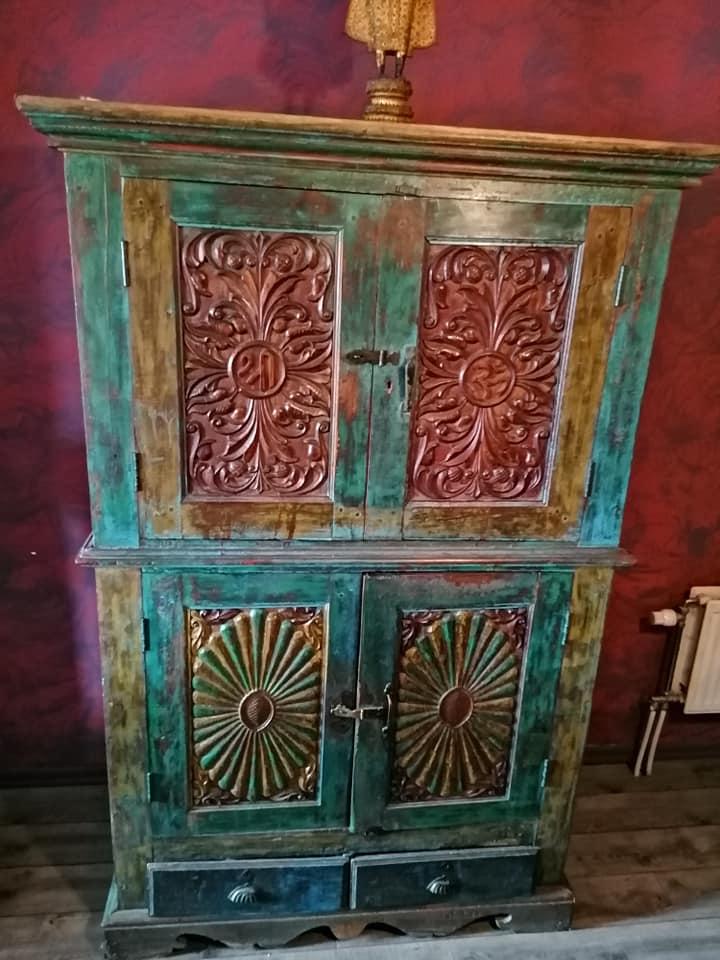 meuble indien 1