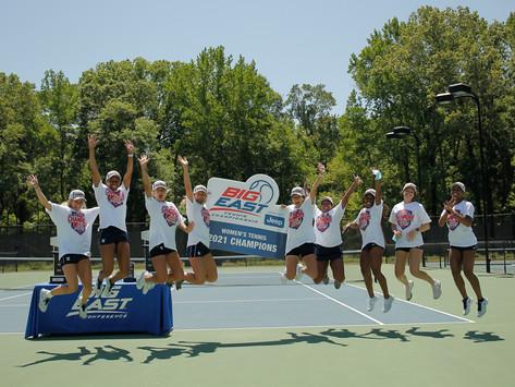 Xavier Women's Tennis: The Revenge Tour