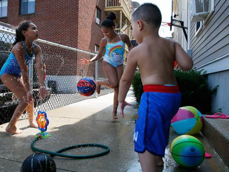 Communities of color hit hardest by heatwaves