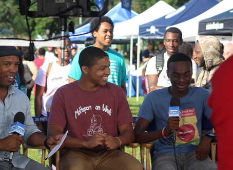MFFC Featured During Boston25 ZipTrip to Mattapan