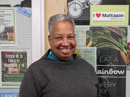 Invigorating Mattapan: Youth Making a Difference at the Mattapan Food and Fitness Coalition