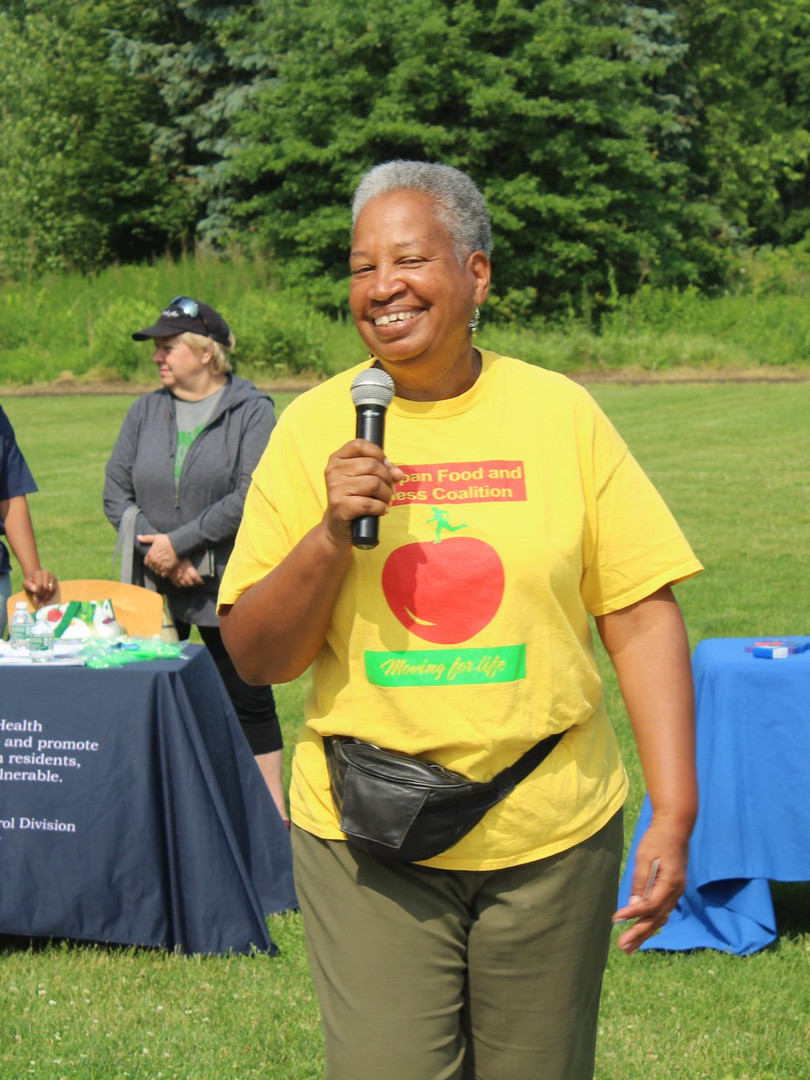 12th Annual Mattapan Moving For Life