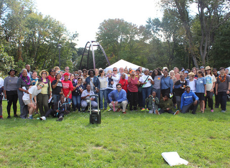 Mattapan Finally Celebrates the Opening of the Neponset River Greenway Trail!