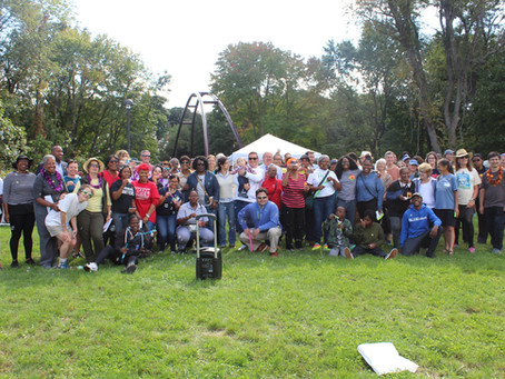 Mattapan Finally Celebrates the Opening of the Ne​ponset River Greenway Trail!