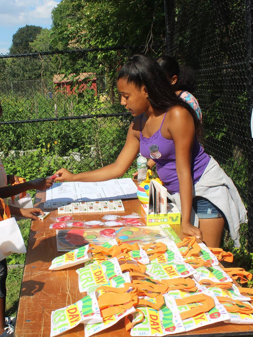 Edgewater Drive First Annual Community Event