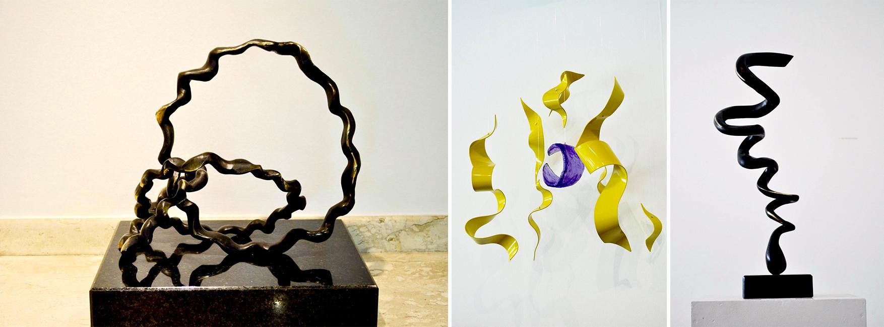 Esculturas Damiana Suriani