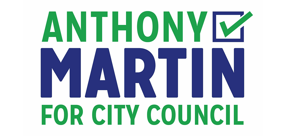 Anthony Martin for City Council