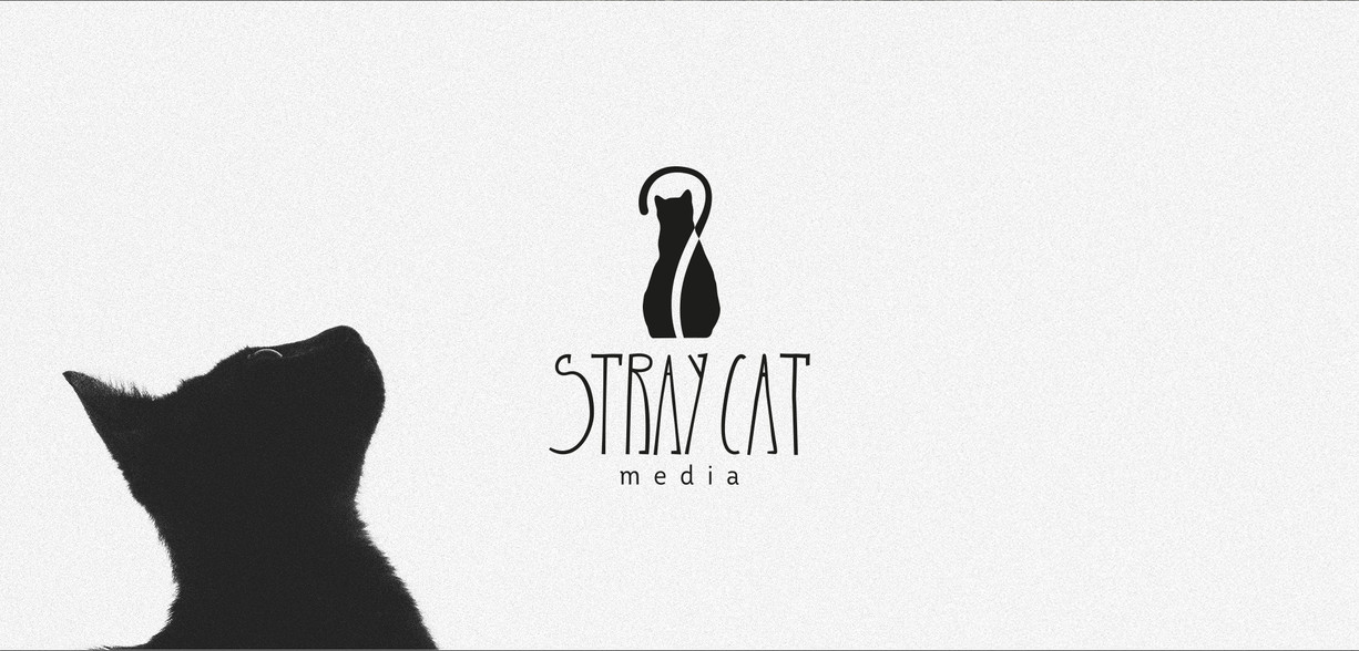 Stray Cat Media Logo