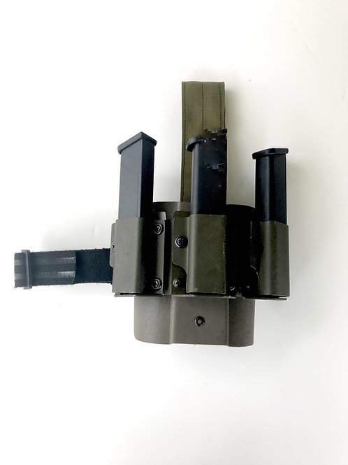 Pistol Caliber Carbine Thigh Rig