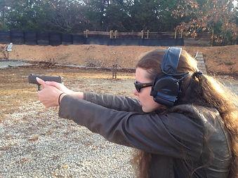 Melissa shooting.JPG