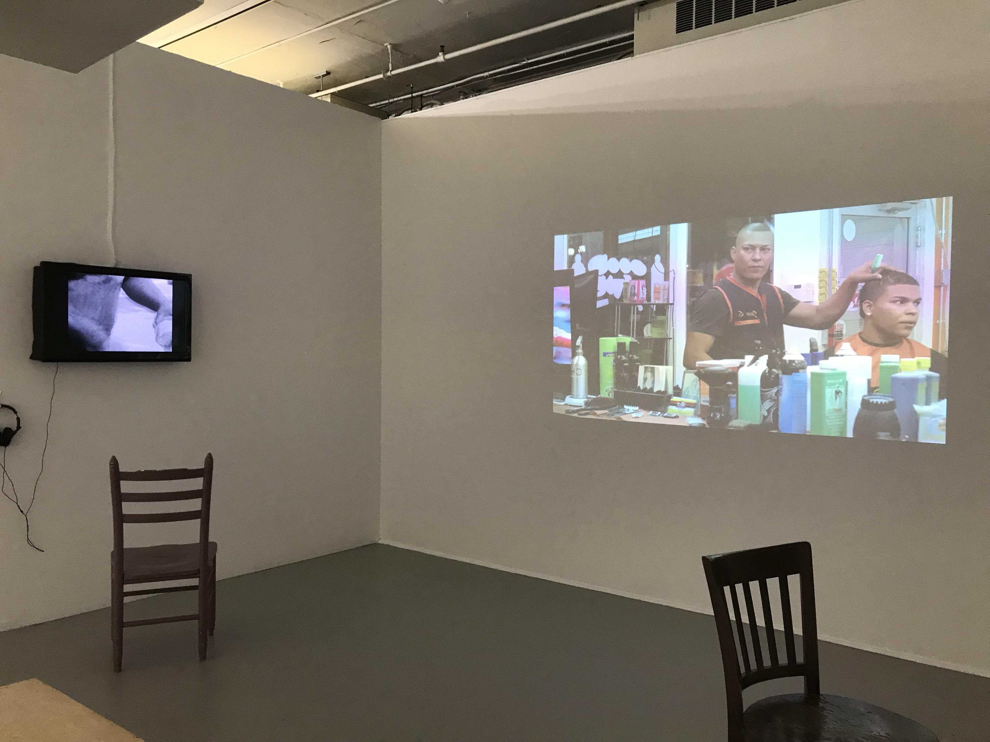 Gallery exhibit