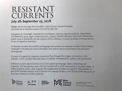 Resistant Currents