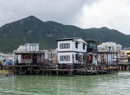 Day out at Tai O