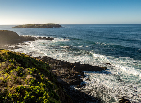 Heysen Trail. Waitpinga Cliffs to Kings Beach