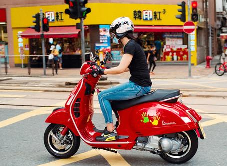 Street (Film) - Nikon F80s / Kodak Ultramax 400