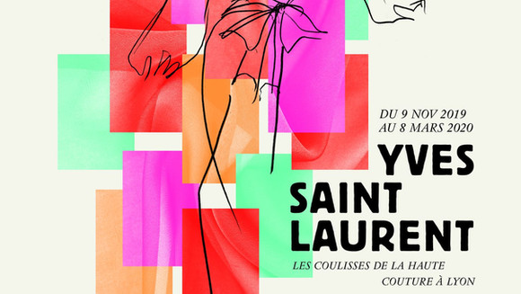 YSL EXHIBITION Opening Concert, Lyon (FR) - 2019