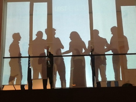 Commissioned show @Yves Saint Laurent exhibition, Textile Arts Museum, Lyon