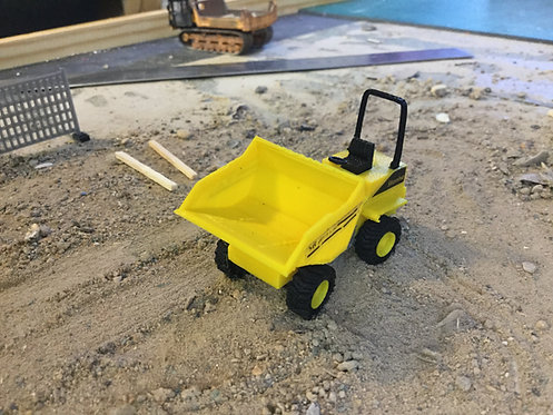 1:76 3D printed S.R Dumper (without working lights)