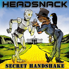 HEADSNACK - SECRET HANDSHAKE