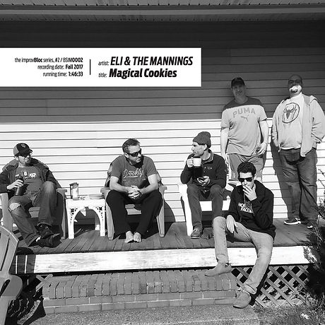 ELI AND THE MANNINGS - MAGICAL COOKIES