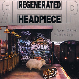 Regenerated Headpiece - Rat Race Vacation