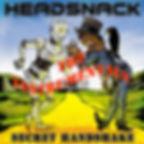 HEADSNACK - SECRET HANDSHAKE - THE INSTRUMENTALS