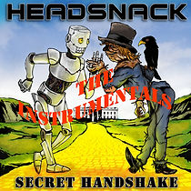 HEADSNACK - SECRET HANDSHAKE - THE INSTRUMENTALS
