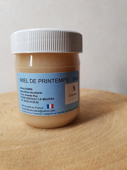 miel de printemps 250 gr