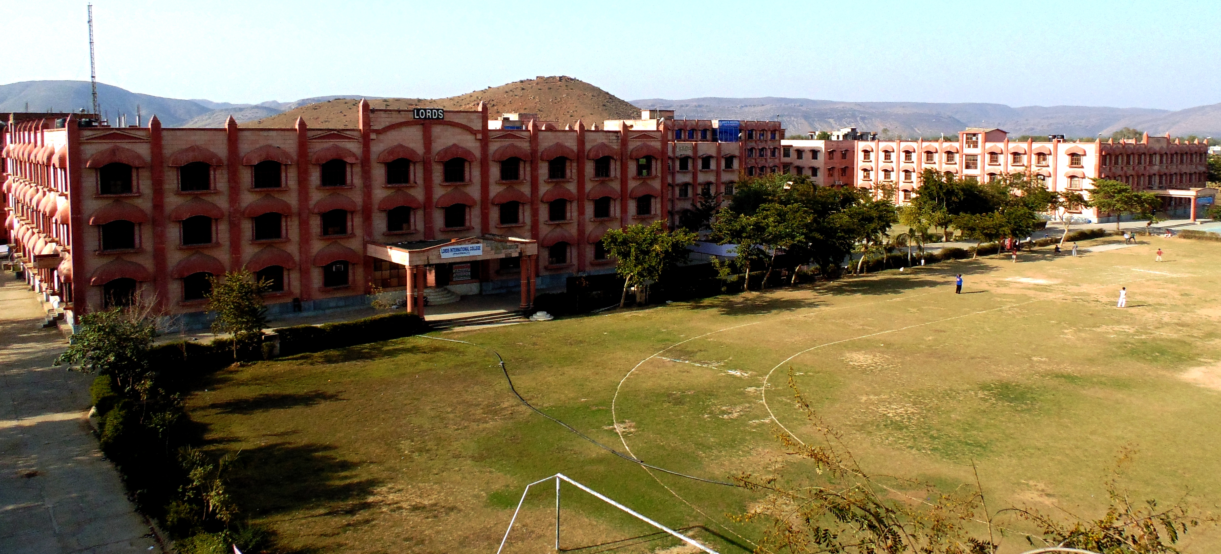 Full Campus View
