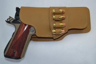 Western-Style Custom KYDEX Holster