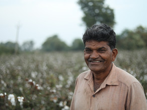 Khadi Apron's Single Origin Cotton