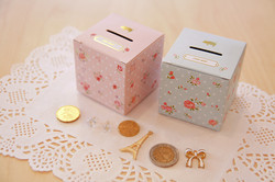 UNIQUE COIN BOX
