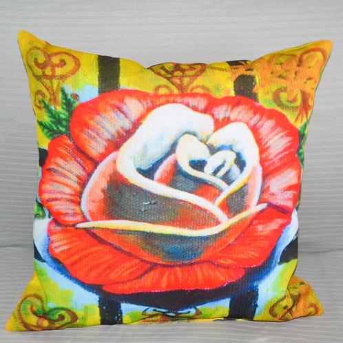 Forward & Up Pillow