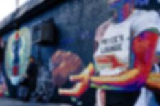 Red the Philosopher, For Black Women Mural