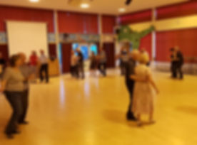 Waltz Foxtrot Tango Dance