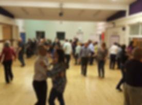 Salsa Dancing Quickstep