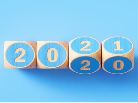 2021 – A New Year: Hope and Developments