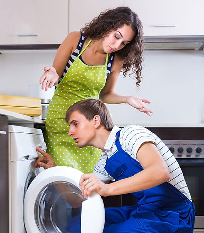 Washer & dryer repair by CK Appliance