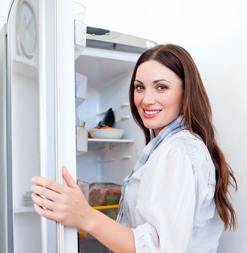 Refrigerator Repair by CK Appliance
