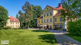 Pałac w Łomnicy - Dom Wdowy