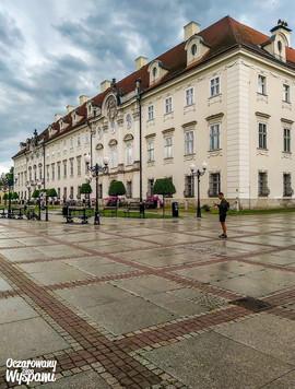Cieplice Śląskie Zdrój - Pałac Schaffgotschów