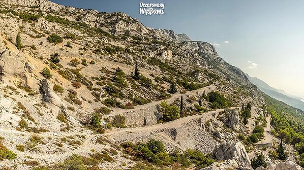 Pano Oczarowany Wyspami Chorwacja Dalmac