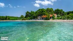 Supetar - Mirca plaża Mutnik
