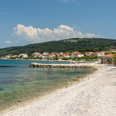 Plaża Slatine