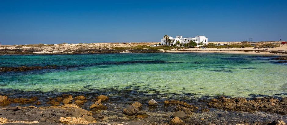 Fuerteventura droga do La Pared