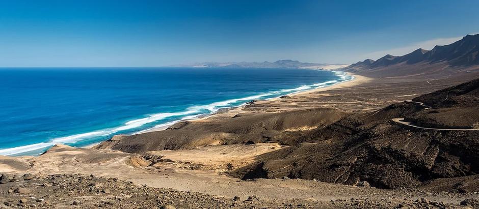 Fuerteventura - Półwysep Jandia