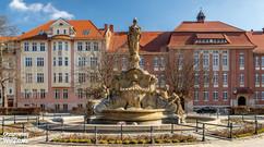 Opole - Plac Daszyńskiego